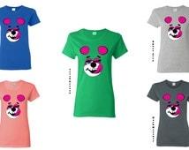 Tshirt - Twerk Bear - Tee - Womens Tshirt - Best Gift - Cute -Twerk Womens Shirt -Miley Cyrus Tshirt