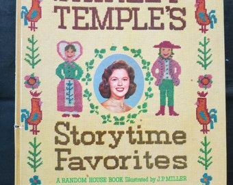 Shirley Temple's Storytime Favorites - Vintage Children's Book
