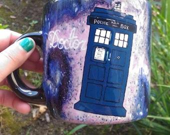 Doctor Who Quote Mug