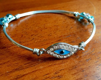 "The ""Evil Eye"" Bangle"