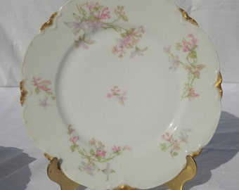 Set of 6 Haviland & Co Limoges plates