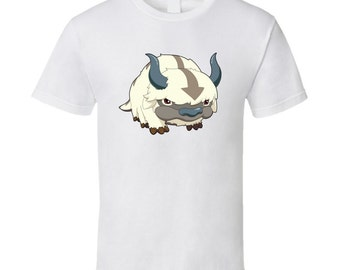 Avatar - Appa - White T-Shirt