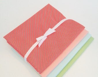 1 Yard Bundle Little Ruby by Bonnie and Camille for Moda- 4 Fabrics