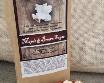 Maple & Brown Sugar - Artisan Popcorn