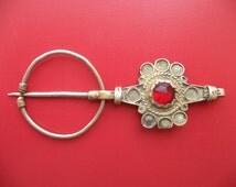 Morocco Marokko Maroc berber silver fibulae antique berber jewelry