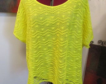 Yellow blouse---YKT032016