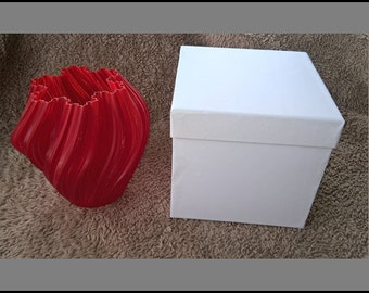 Vortex Vase with Gift Box