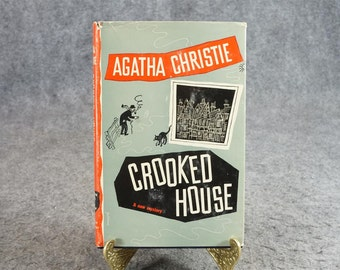 Crooked House By Agatha Cristie C. 1949