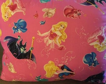 Magical Slumber Princess pillow