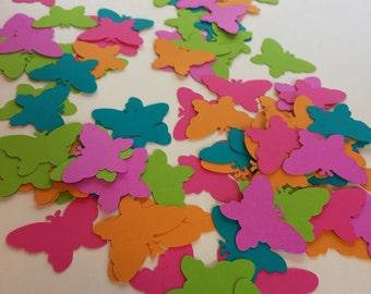Butterfly confetti, butterfly table scatter