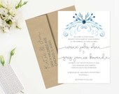 Rustic Modern Wedding Inv...