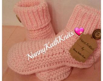Knitted Slippers, Slipper Socks,Socks,Womens Slippers, Womens Socks, Knitted Bedsocks,House Slippers,Chunky Slippers,Chunky Socks,Toasties.