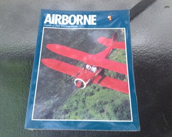 Vintage Book still in wrap Airborne Fourth of Four Winning Events