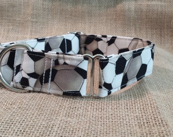 Soccer Style Martingale Collar