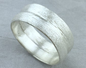 Etched Double Ring