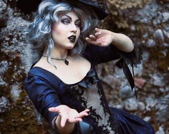 """Dress """"Blue Witch"""""""