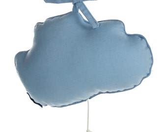 """Music baby mobile """"Cloud"""""""