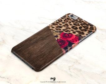 iPhone 7 Plus Case Matte Leopard iPhone 7 Case wood iPhone SE Case Leopard Note 7 Case Floral iPhone 5 Case iPhone 6s Case Floral LG G4 Case
