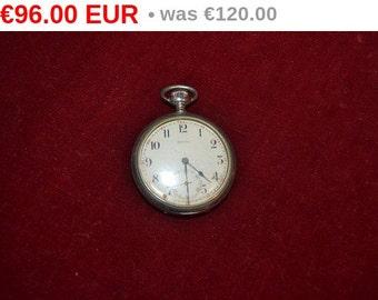 winter sales Antique ZENITH pocket watch GRAND PRIX Paris 1900 tjan80