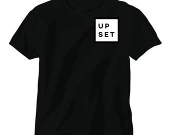 UPSET Logo Right Side Shirt