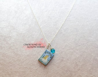Snow Queen Inspired Necklace
