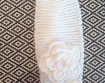"""Handmade Knitted Headband  """"The Caitlin""""  C0007"""