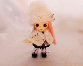 together for 10-11cm bjd doll