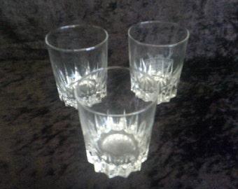 Whiskey Glasses Black Douglas 3 of