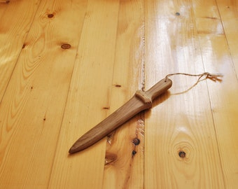 Wooden sword Toy for boy  Eco friendly toy Natural organic toy
