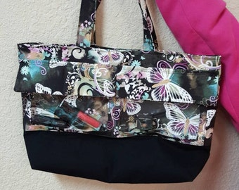 Butterfly Display Bag
