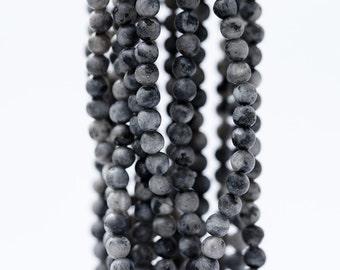 2255_ Labradorite 4 mm, Grey labradorite, Round stone beads, Natural labradorite, Gemstones beads, Larvikite beads, Labradorite round beads.