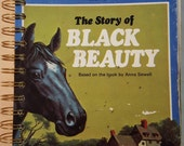 Golden Book Diary - Black Beauty - A5 Rebound 2016 Diary - Week to two page