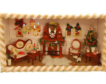Happy Merry Christmas in the house