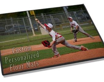 Personalized Custom Floor Mats