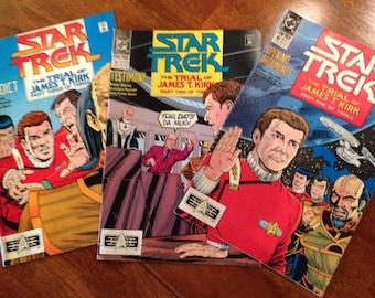 Star Trek The Trial of James T. Kirk 10-12