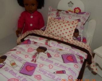 American Girl Bedding - Doc McStuffins