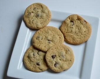 The Big Chocolate Chip Cookie (1 doz)