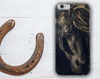 Case for cell phone, reproduction of an original painting by Cynthia Paquette, 'Liberty'