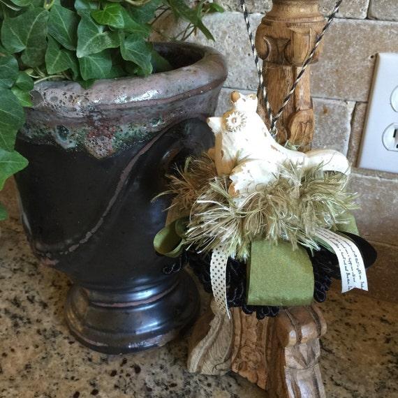 Home Decor Tassel Chick Hanging Decor