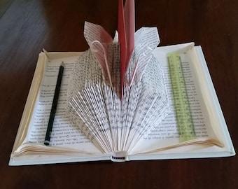 Bee Book sculpture