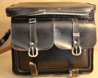 Vintage Leather The Kam-ra Bag 895