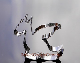 Dragon Cookie Cutter - Stainless Steel - USA FREE Shipping