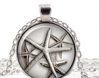 Sea Ocean Beach Summer Quotes Jewelry Photo Pendant Necklace