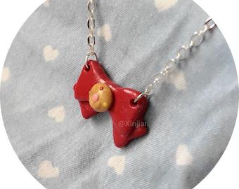 Sailor Moon Bow Necklaces