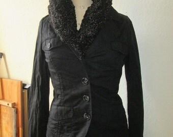 Upcycled jacket
