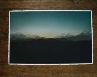 270 Degrees Print, Large