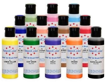 4.5 oz AmeriMist Air Brush Food Color Airbrush