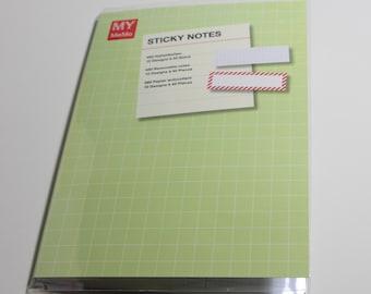 Sticky notes / sticky notes / book
