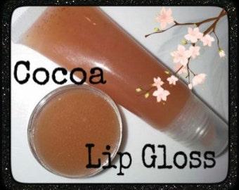 Cocoa Lip Gloss