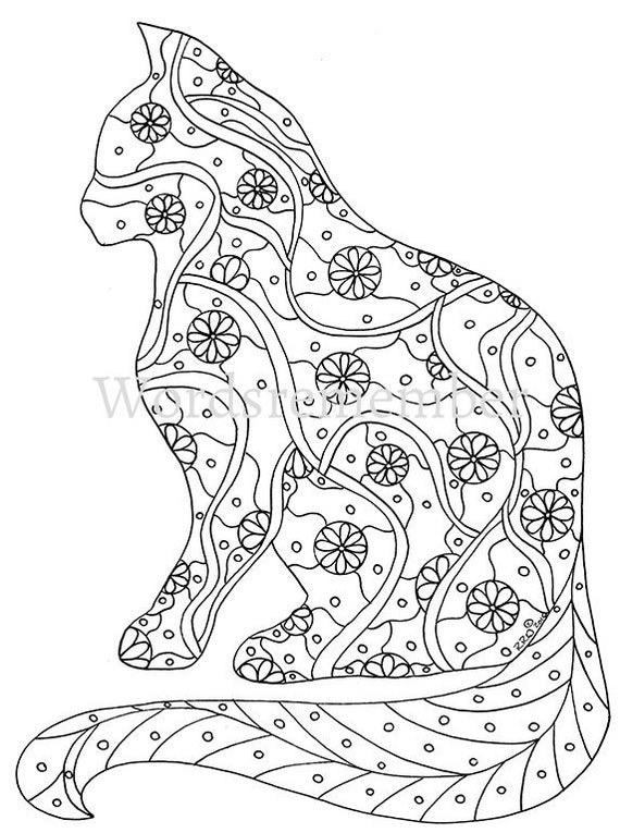 adult coloring page woodland animals printable coloring kids coloring page coloring book sheets digital download coloring page adult